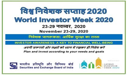 World Investor Week 2020