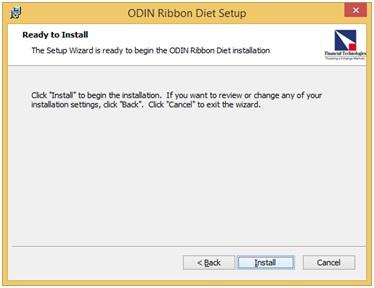 Odien Diet Installation step-10