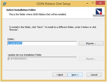 Odien Diet Installation step-9