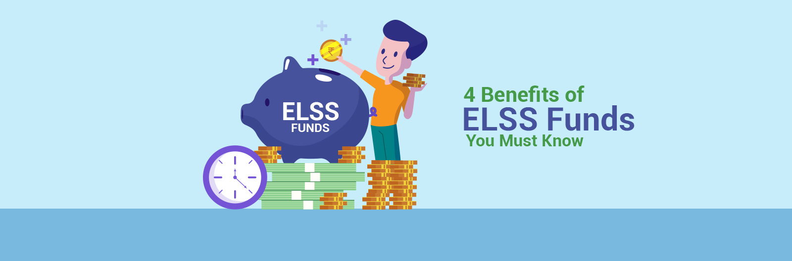 4 benefits of elss funds that are essential to keep in mind